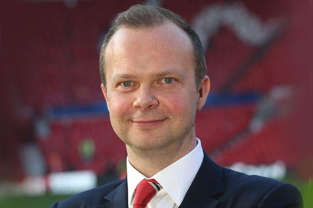 """Þetta er ekki grín. Ed Woodward gengir undir nafninu """"The Ghost"""" meðal sumra starfsmanna markaðsdeildar United."""