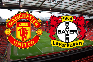 Manchester United - Bayer Leverkusen