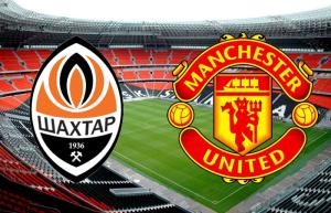 Shahktar - Manchester United