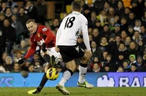 Skorar Rooney aftur?