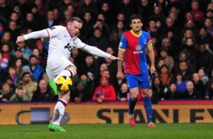 Rooney gegn Palace