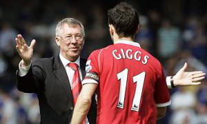 Ferguson & Giggs