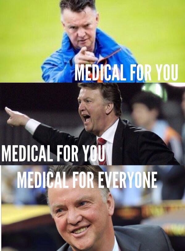 Medical for everyone