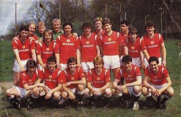 Hópurinn 1985