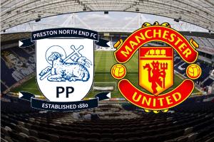 Preston - Manchester United