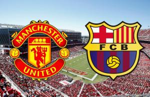 Manchester United - Barcelona - Levi's