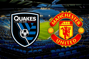 San Jose Earthquakes - Manchester United