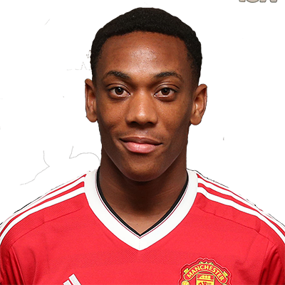 9 Anthony Martial