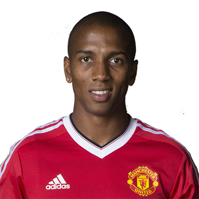 18 Ashley Young