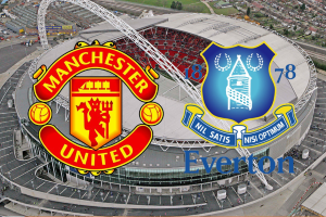 Manchester United - Everton  - Wembley