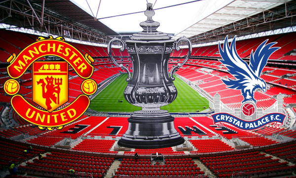 Manchester United - Crystal Palace - FA Cup Final 2