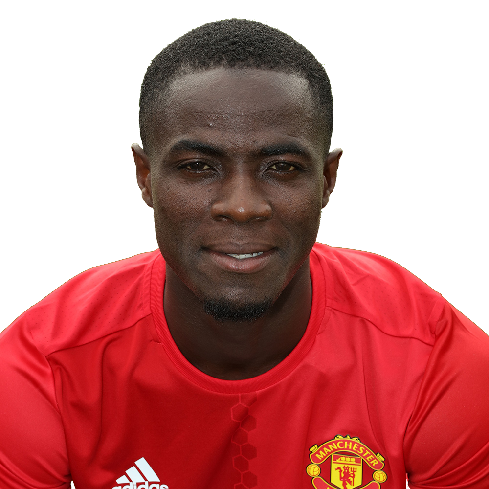 3. Eric Bailly