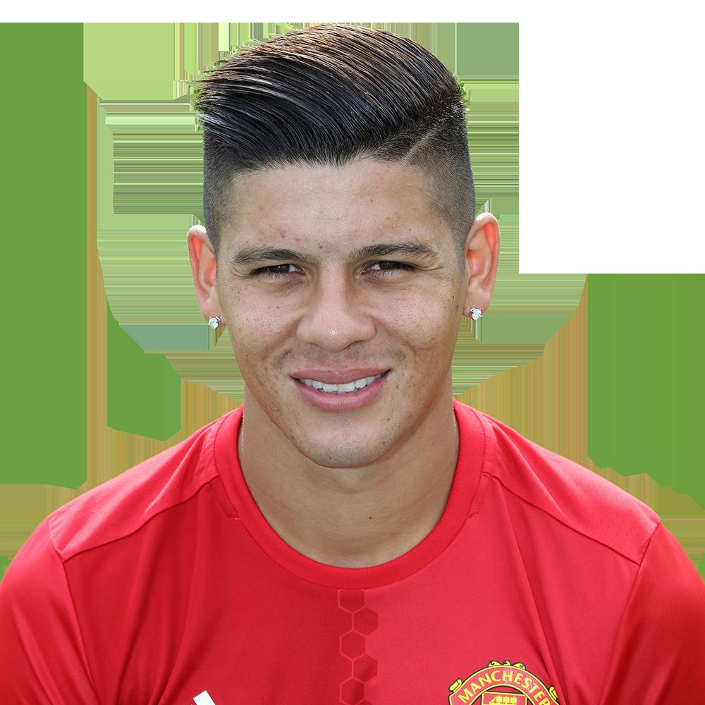 16. Marcos Rojo