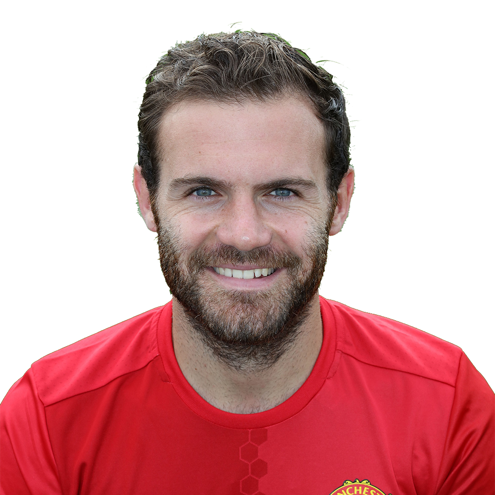 8. Juan Mata