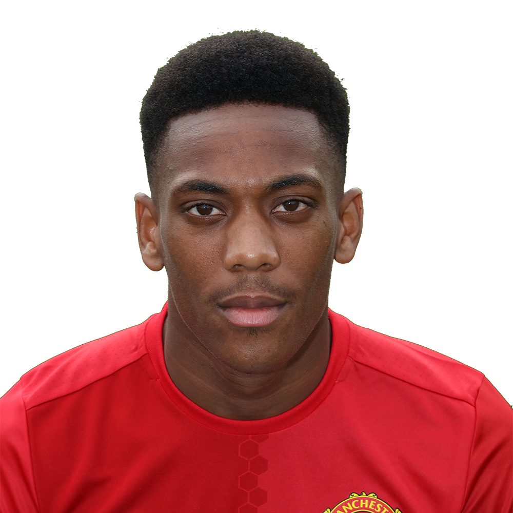 11. Anthony Martial