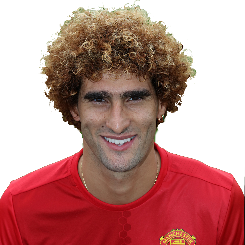 27. Marouane Fellaini