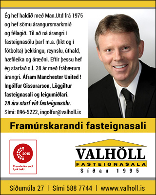 Ingólfur Gissurarson - Framúrskarandi fasteignasali
